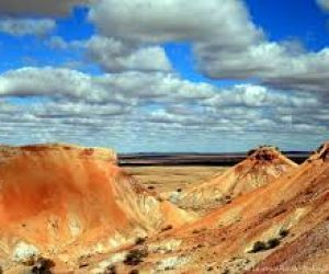 the painted desert too